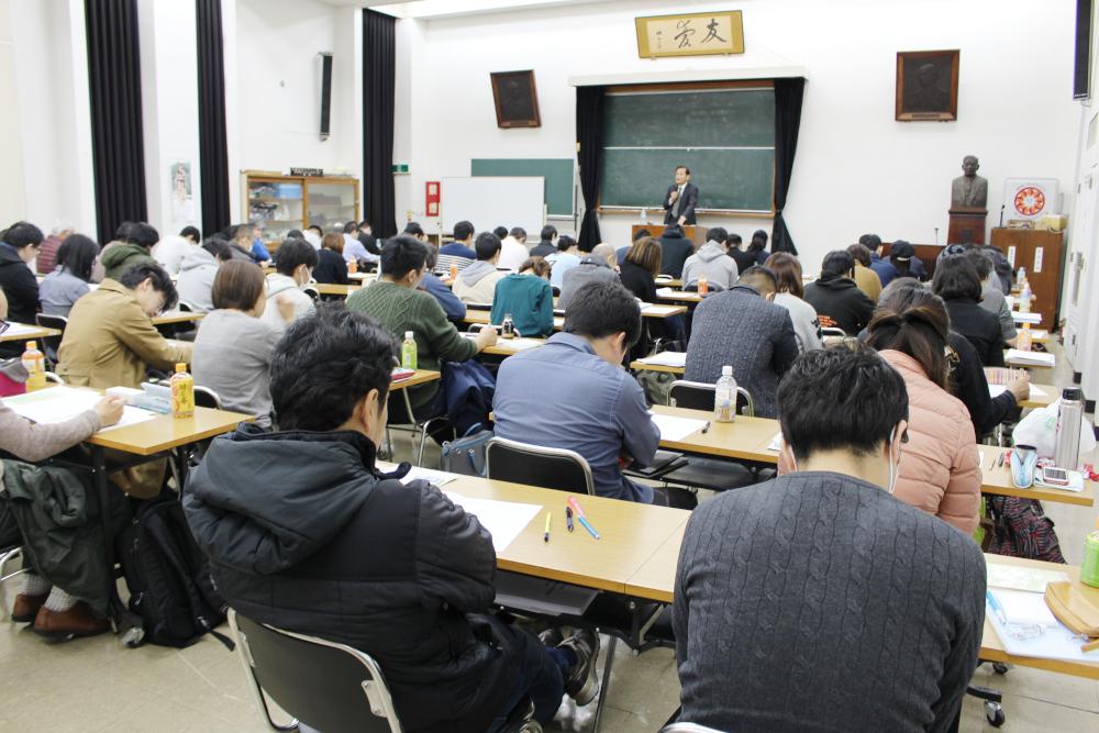 クリーニング試験講習